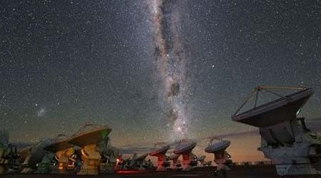 ALMA: Exploring the Origin of the Solar System